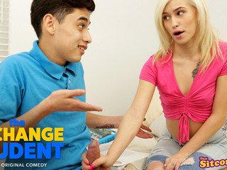 The Exchange Student Hands On Anatomy